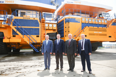 Alexander Turchin: «If there are those who want to buy BELAZ, then only to eliminate a competitor»