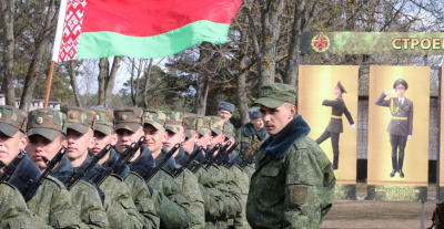 Victory Day parade to take place in Minsk in evening