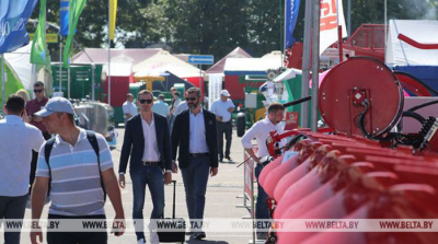 Over $100m worth of contracts projected in follow up to Belarus' Belagro expo