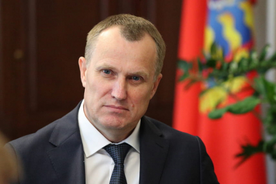 "Chairman of Minsk Oblast Executive Committee Anatoly Isachenko congratulates on the regional holiday ""Dozhinki-2019""!"