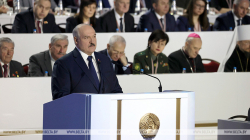 Lukashenko: Decisions of Belarusian People's Congress will not be spontaneous and unexpected