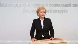 Kostevich speaks about pensions, maternity leave, family capital program in Belarus