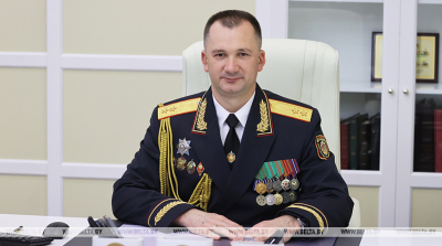 Minister: Having enforced law and order, we defended Belarus, its sovereignty