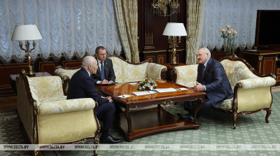 Lukashenko: Belarusian People's Congress gave answers to all questions
