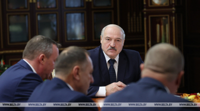 Belarus president makes new appointments