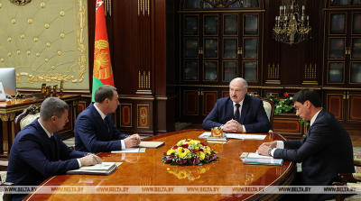 Lukashenko instructs to prepare amendments to Tax Code