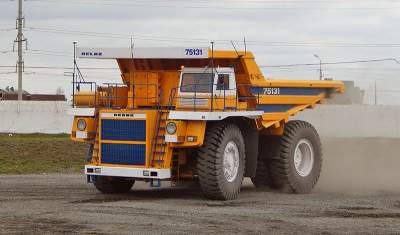 BELAZ promotes products to Indonesia market