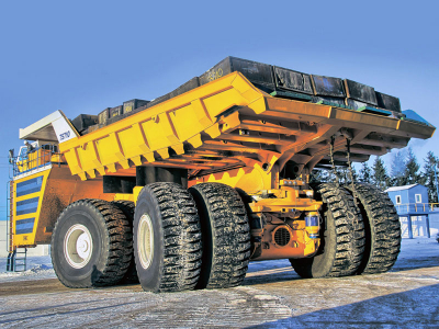 Belarus to sign contract on BelAZ hauler delivery to India in summer