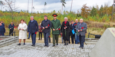 "Memorial complex ""Razgrom"" in Smolevichi region will be restored"