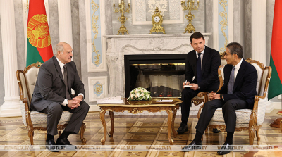 Lukashenko lauds Emaar Properties' activities, investments in Belarus