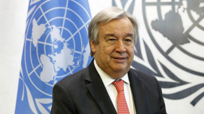 UN secretary-general praises Belarus' efforts to strengthen international security