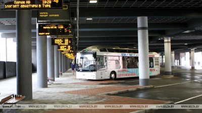 Minsktrans cancels daily bus service to Riga