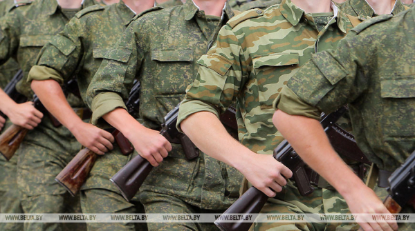 Belarusian army described as reliable shield of the state