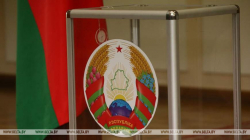 Over 300 polling stations to take part in exit poll at Belarus presidential election